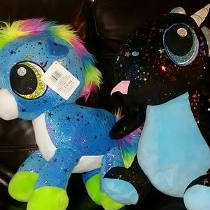 Other - NWOT cute dragon Plush ONLY unicorn sold